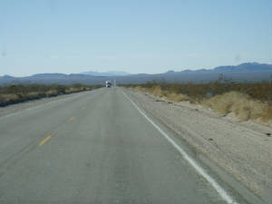 On the Road - Needles to Blythe