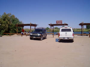Chapter 5: On the Road - Blythe to Mexico