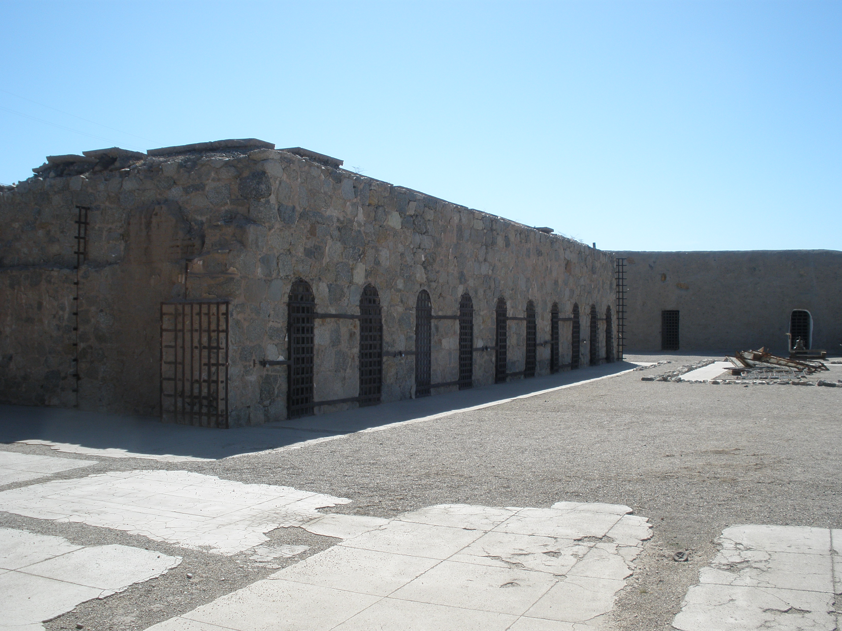 yuma territorial prison Official site for yuma territorial prison state historic park, an arizona state park.